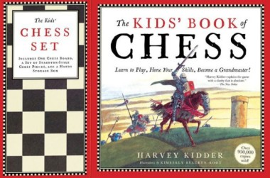 """The Kids' Book of Chess"" by Harvey Kidder"